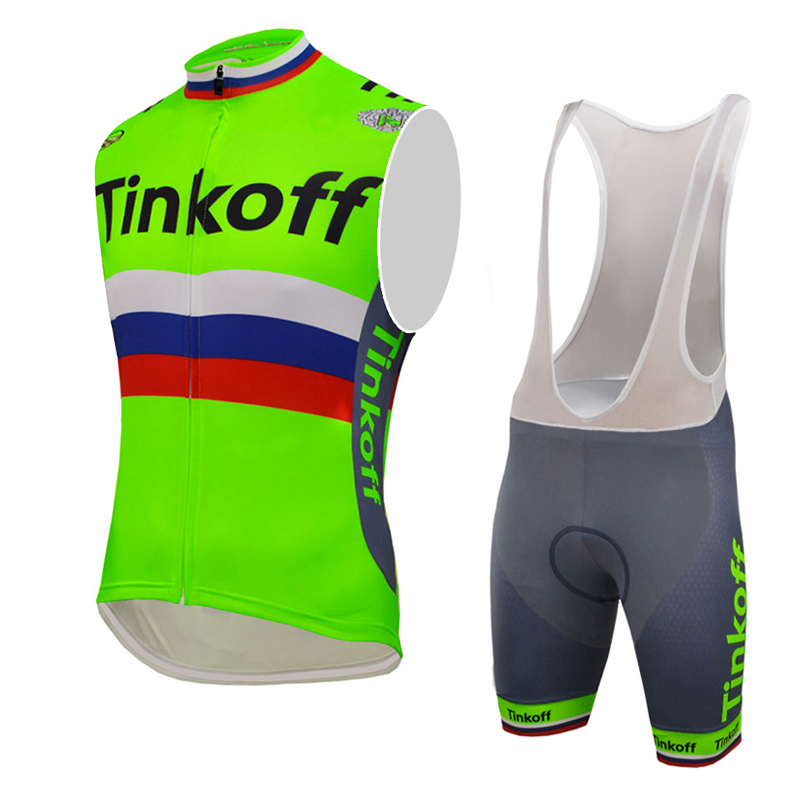 2016 Cycling jersey sleeveless sport wear ropa ciclismo hombre mtb bike bicycle clothes fluo green China maillot ciclismo vest<br><br>Aliexpress