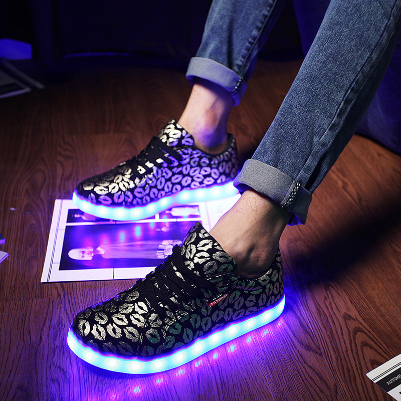 Cool Authentic Light Up Flash Womens Shoes OnlineCheap Original Light Up