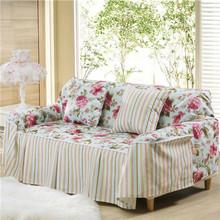 Диван установлен диван крышку одноместный двухместный диван ткань полный чехлы сельский диван покрытие типа европа