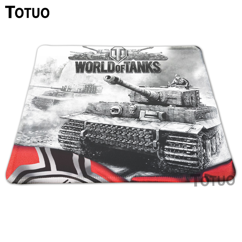 New Style Anti-Slip PC Computer World of Tanks Mousepad Soft Rubber Mouse Mat For Dota 2 CSGO LOL Game Mice Pad 250X210MM(China (Mainland))