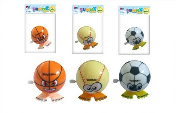 Abs chain wound-up football volleyball(China (Mainland))