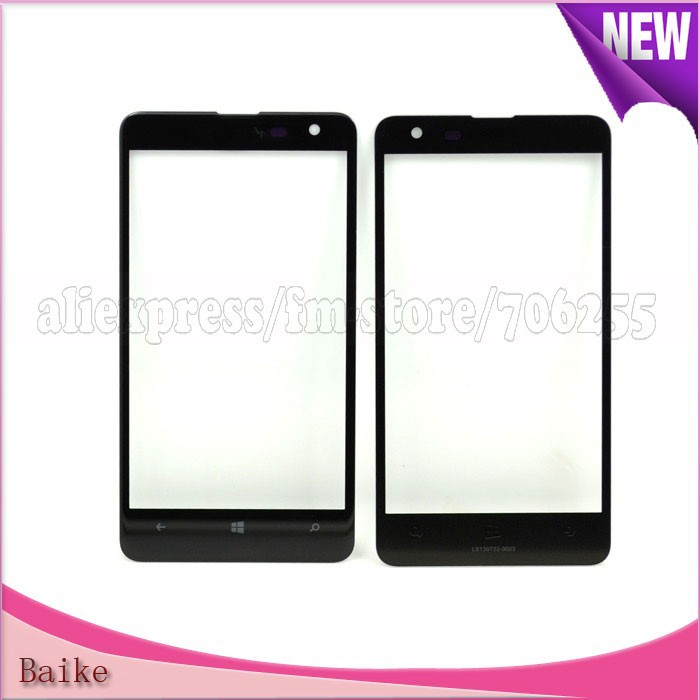 Replacement Outer Touch Screen Glass Lens for Nokia Lumia 920 N920 Glass 100% Guarantee(China (Mainland))