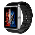 Smart Watch GT08 Clock Sync Notifier Support Sim Card Bluetooth Connectivity for Apple iphone Android Phone