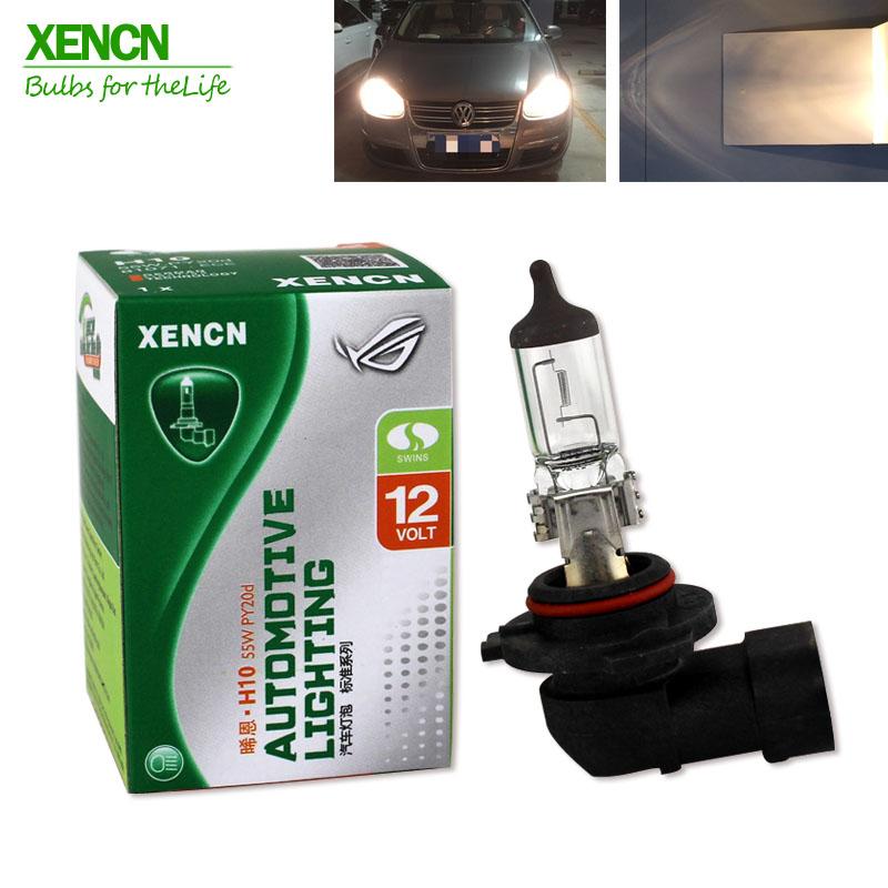 2PCS New XENCN H10 12V 42W 3200K PY20d Original Parts Light Car Automotive Bulb Germany OEM Lamp Halogen Long Lifetime Headlight(China (Mainland))
