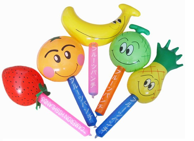 Free shipping PVC inflatable toys inflatable fruit decorations inflatable advertising inflatable fruit(China (Mainland))
