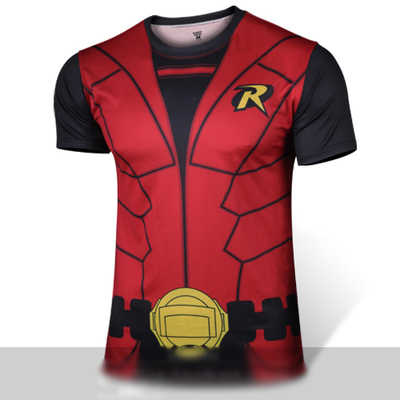 Aliexpress New Summer 2015 Comics Dc Marvel Batman Robin