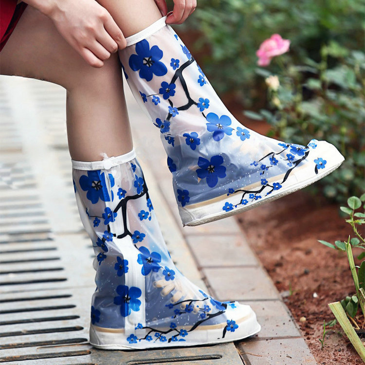 Water Rain Cycle Boots Overshoes
