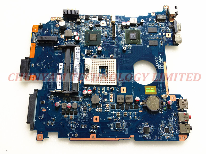 A1827700A FOR SONY MBX-247 Laptop Motherboard DA0HK1MB6E0 REV:E MBX-247 Mainboard PGA989 N12M-GS2-S-A1 HM65 90Days Warranty