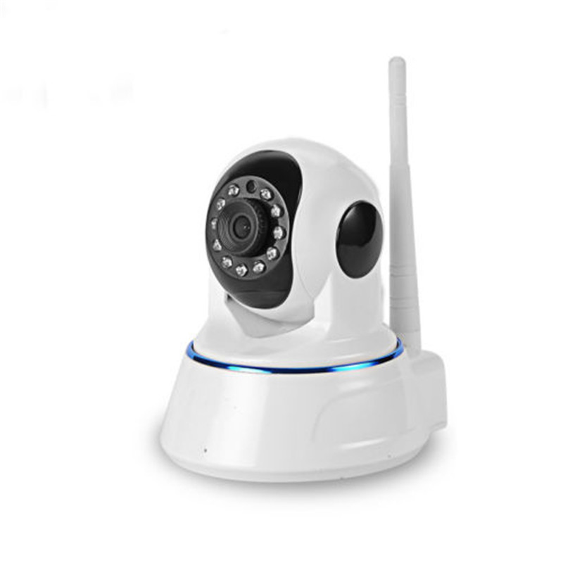 Wifi Smart HD 720P Cameras Wireless Network Home mobile remote Security Mini for Family CCTV IP Camera surveillance 3.6mm J404a