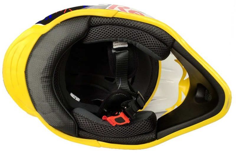 ECE Approved ABS Material Motorcycle  Helmets Motocross Dirt Bike Capacetes Moto Casque