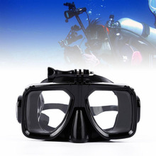 New Popular Eye Protection underwater activities Diving Mask for Gopro Camera GP263(China (Mainland))