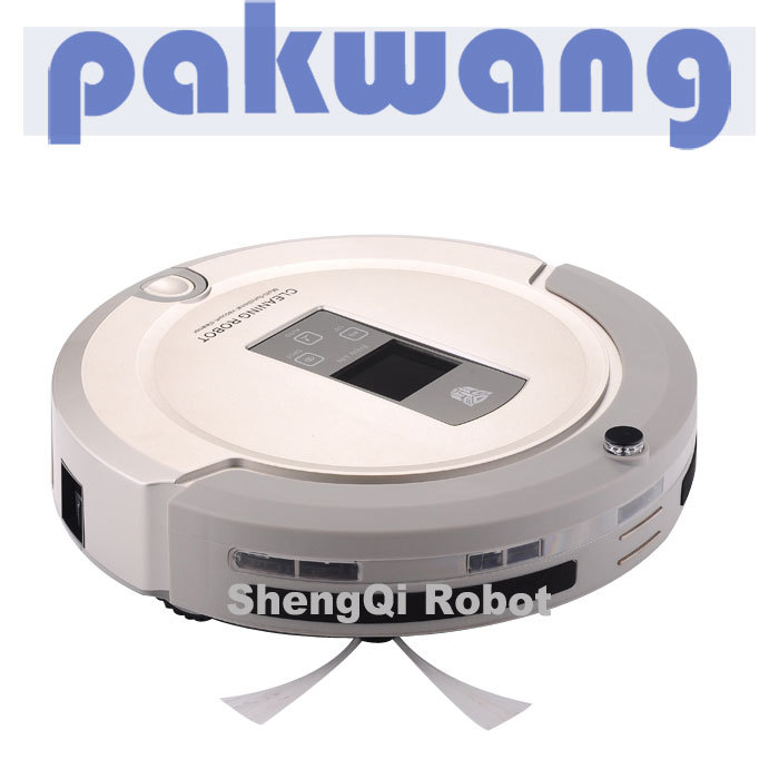 4 in 1 Easy Opearation Design Wet and Dry Auto Vacuum Cleaner SQ-A325 multifunction robotic auto vacuum cleaner