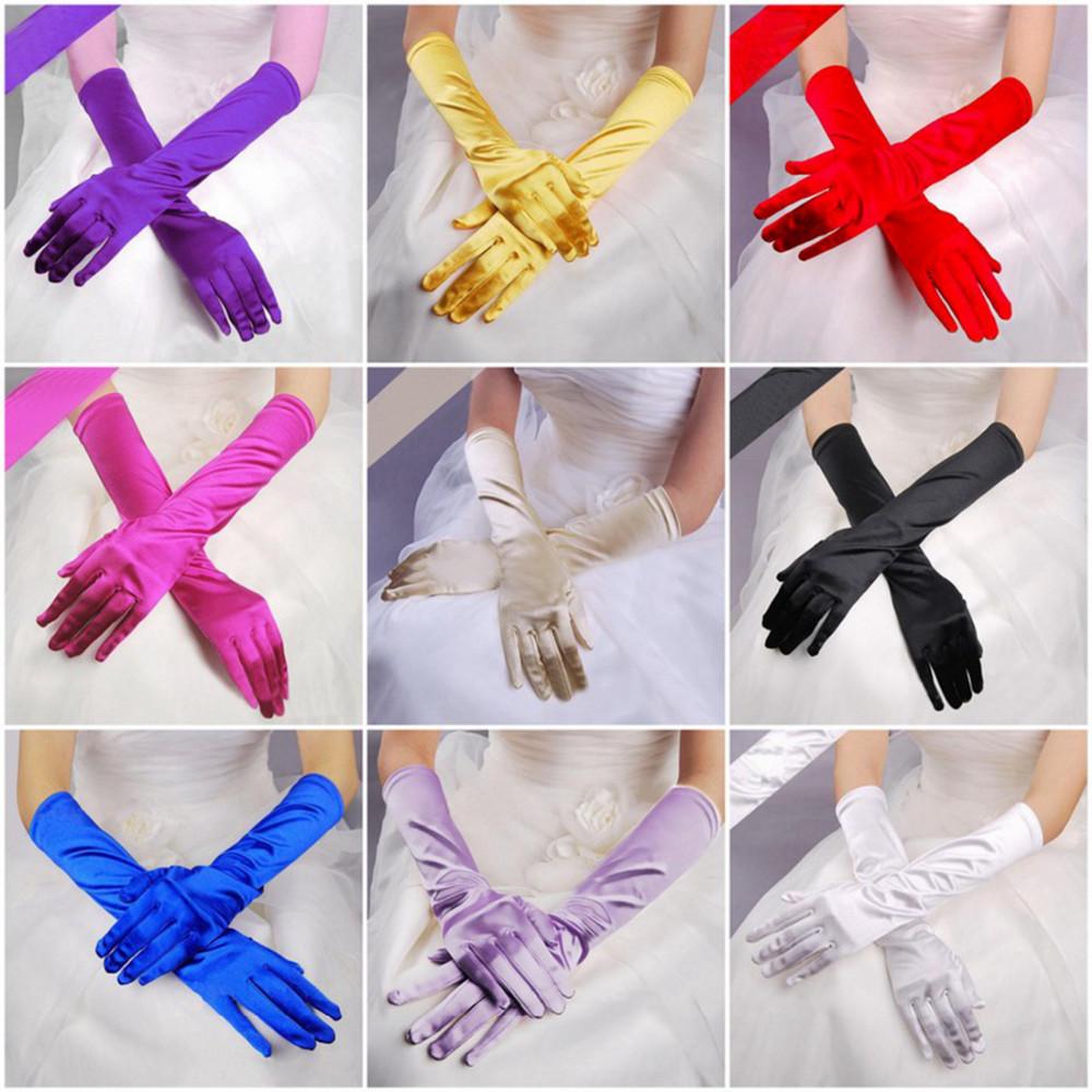 Праздничные перчатки на руки фото