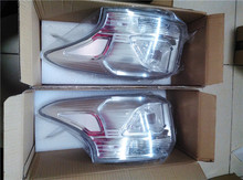 A Pair left and right OEM 8330A790 rear light for 2013 -2015 Mitsubishi OUTLANDER TAIL LAMP 2014 2015 OUTLANDER LED TAIL LAMP(China (Mainland))
