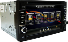 Car DVD GPS Navigation 2DIN Car Stereo Radio Car GPS Bluetooth USB/SD Universal Player