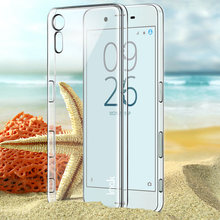 Buy Original IMAK Clear Crystal Silicone Case Sony Xperia XZ Case Wearable Hard Case Sony Xperia XZ for $3.99 in AliExpress store