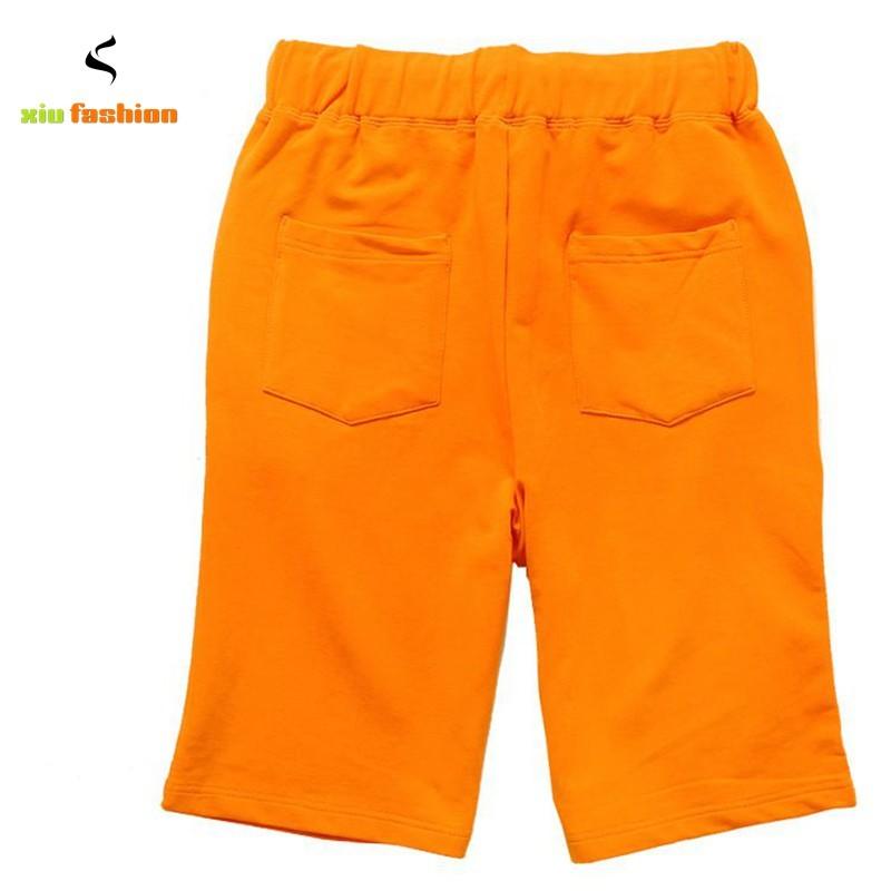 Big Size Mens Basketball Shorts Summer Style 100% Cotton Hip Hop Gym and Running Beach Shorts Bermuda Masculina M-3XL (14)