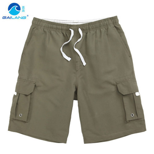 2016 New summer mens beach shorts brand quick dry fashion leisure casual swimming shorts sea surf board men swimwear men XXXL
