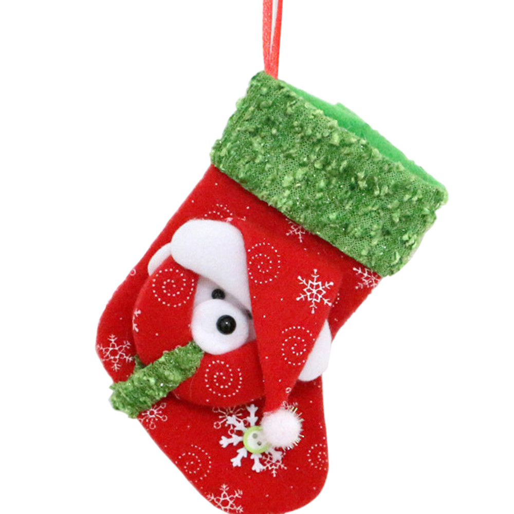 Popular snowman stockings buy cheap snowman stockings lots for Fashion christmas stockings