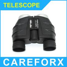 2014 de la alta calidad 8 x 22 mm 7.5 Nikula Mini prismáticos telescopios campo Glass con buena visión nocturna