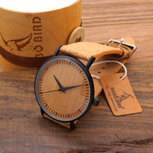 New Luxury Women Wooden Dial Watches PU leather Strap with Wood Gifts Box Unique Wood Watch for Ladies Fashion Gifts for Girl(China (Mainland))
