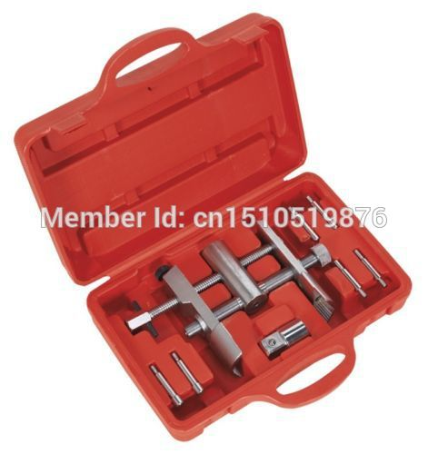 AUTOMOTIVE UNIVERSAL WHEEL BEARING LOCK NUT WRENCH TOOL KIT AT2014<br><br>Aliexpress