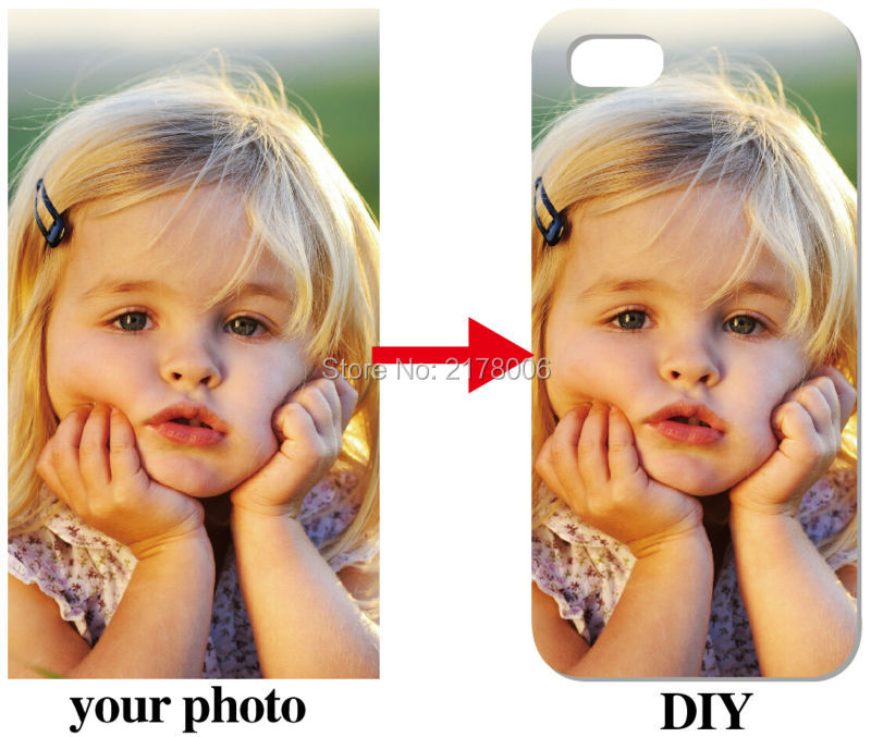 DIY Personalized Design Custom Picture Photo Logo Printed Cell Phone Cover For iphone 4 4S 5 5S SE 5C For iPod Touch 4 5 6 Case(China (Mainland))