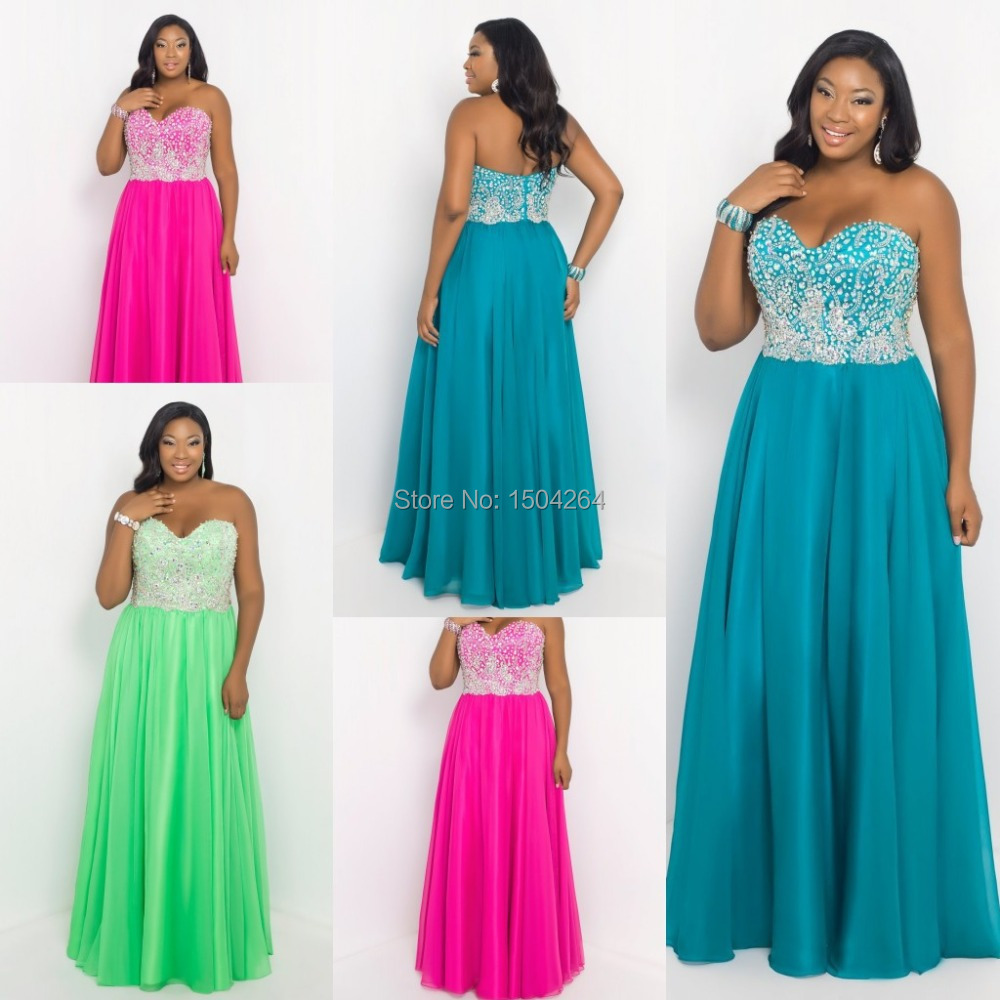 Green plus size party dresses – Dress blog Edin