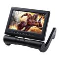 New 8 5 Inch TFT Center Armrest Monitor Car Armrest DVD Player Support LCD Stereo SD