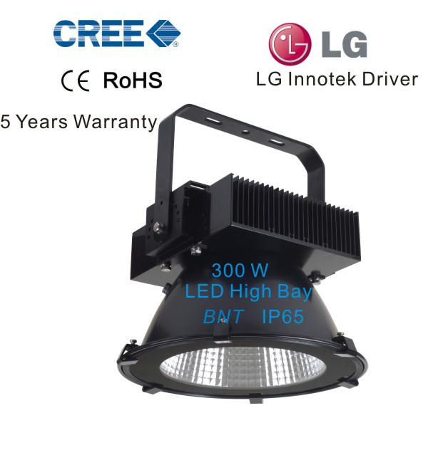 300W outdoor high pole lamp 150/200W High Bay LED Light Flood Light with Cree XPE chip used for sport filed(China (Mainland))