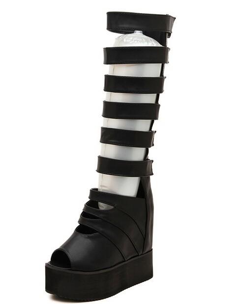 3-Free Shipping 2015 New  Euramerican Popular Style Women Sandals