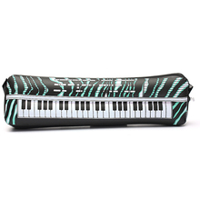 High Quality 24 inches Inflatable Keyboard Piano Musical Inatrument Fun Holiday Party Music Toy(China (Mainland))