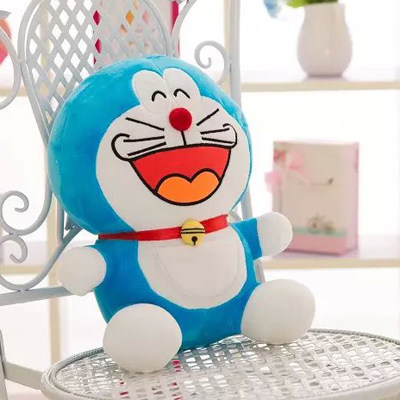 Cartoon cute lovely Doraemon plush & stuff toys dolls for boys girls friend's birthday gifts and presents(China (Mainland))