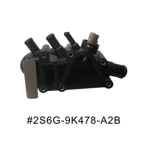 For For d AUTO PARTS thermostats housing Car engine parts engine spare parts thermostat assembly 2S6G