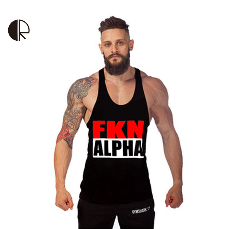 2016 golds tank top for bodybuilding stringer clothing