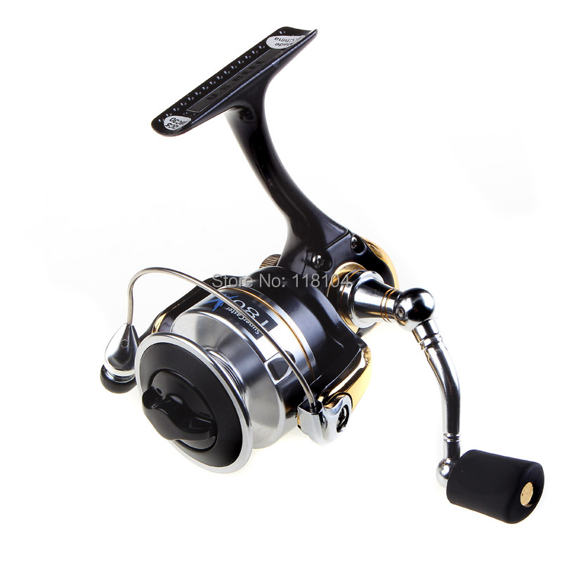 American brand Usreel 180xl light weight spinning reel ice reel two spools brass gears(China (Mainland))