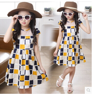 Discount Designer Kids Clothing Online Summer girl clothing