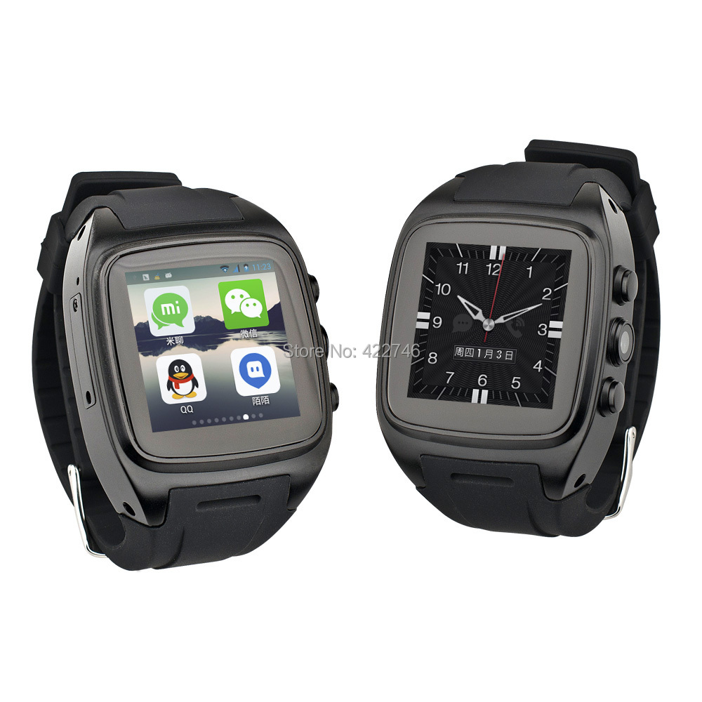 High end smartwatch with Wifi and GPS Navigation Android ...