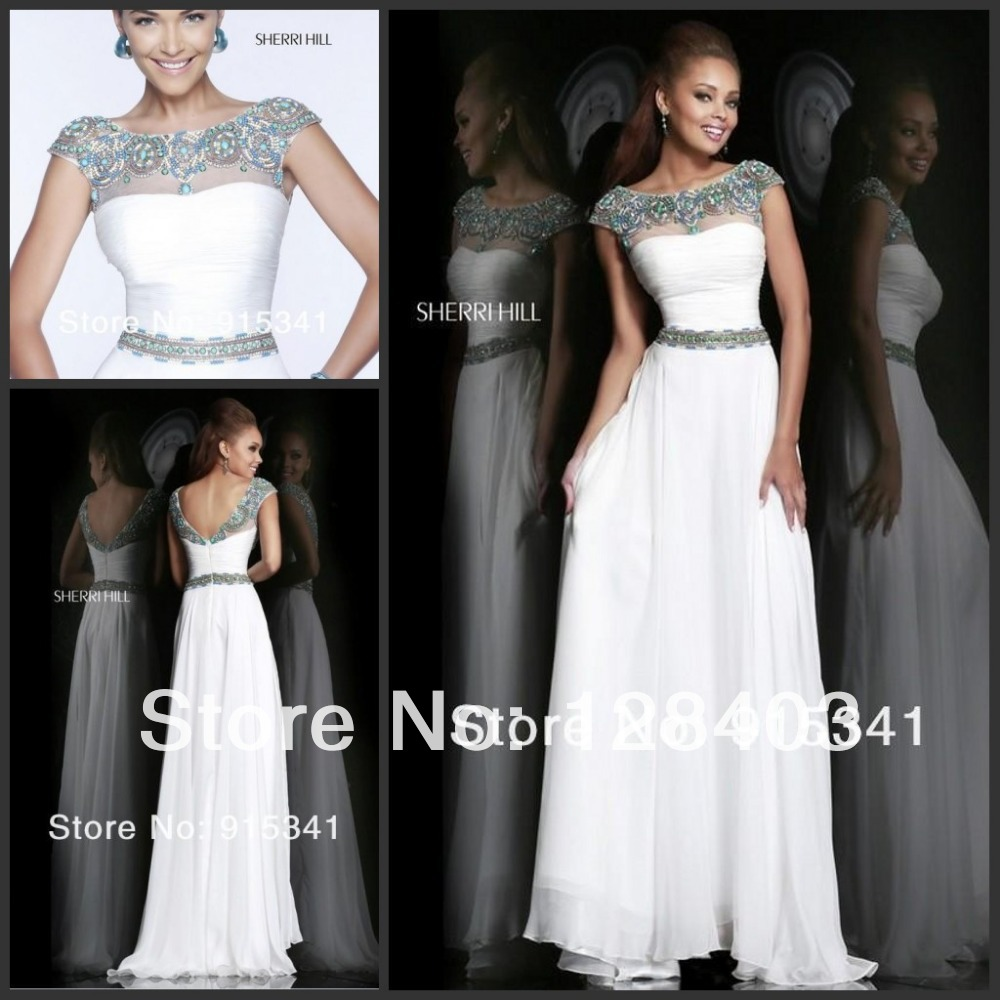 Indian style white dress