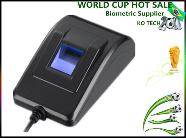 Biometric mini desktop fingerprint reader KO-UF100(China (Mainland))