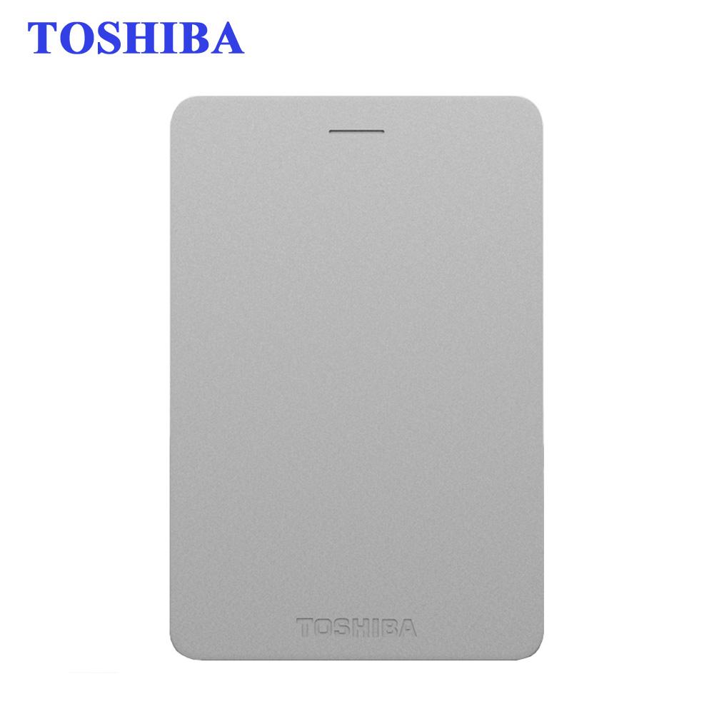 "Toshiba Canvio Alumy 2.5"" hdd Portable Desktop Laptop Storage Devices 1tb external externo hard drive disk usb 3.0 Disco HD(China (Mainland))"