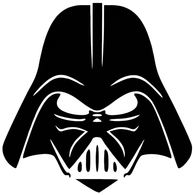 Aliexpress Com Buy Darth Vader Car Window Sticker Vinyl