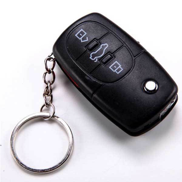 Hisales Electric Shock Gag Car Key Remote Control Trick Joke Prank Toy(China (Mainland))