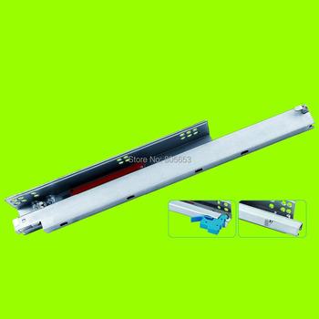 Cabinet Push-open Full-extension drawer slide-18inch(US4111-18)