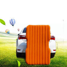 good quality Offroad Travel Inflatable car bed Inflatable seat outdoor sofa thicken outdoor mattress car mattress(China (Mainland))