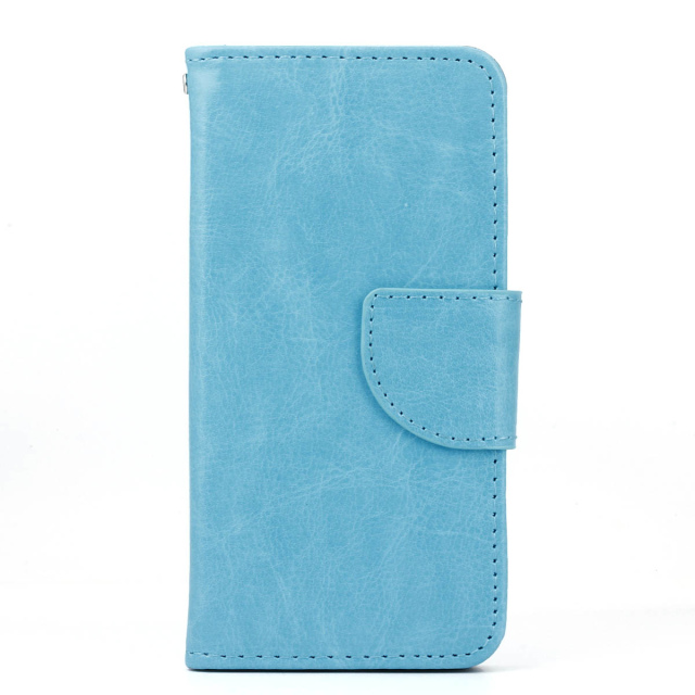 High Quality Fashion solid color Flip Magnetic PU Leather Stand Wallet Style With Back Cover For SamSung Galaxy J5 phone case B(China (Mainland))
