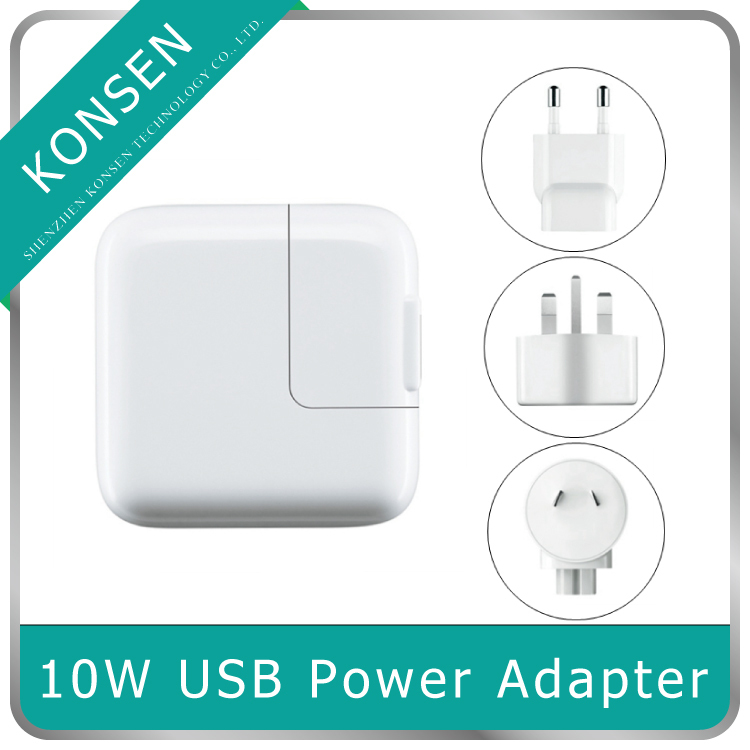 2.1A Fast Charging 10W USB Power Adapter Mobile Phone Travel Wall Charger for iPhone 4s 5 5s 6 Plus iPad Air min Free Shipping(China (Mainland))