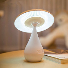 USB LED Anion Mushroom Vase 48 LED Lamp