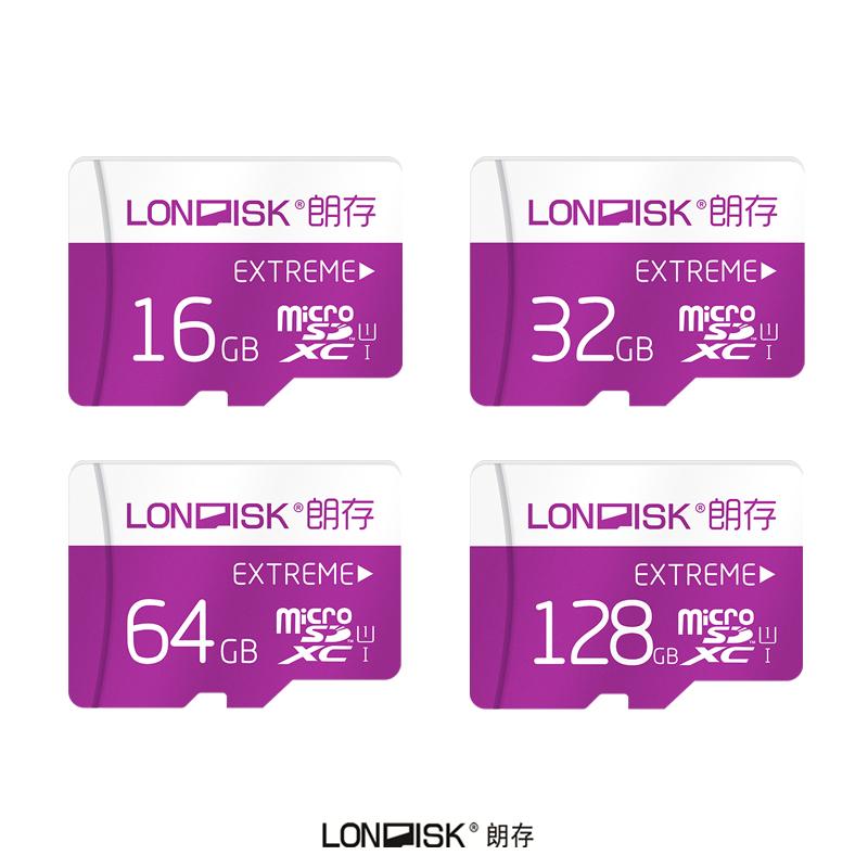 Londisk Micro SD Card 16GB 32GB 64GB 128GB Class10 UHS-1 Memory Card Flash Memory Card Microsd TF Card for Smartphone Pad Camera(China (Mainland))