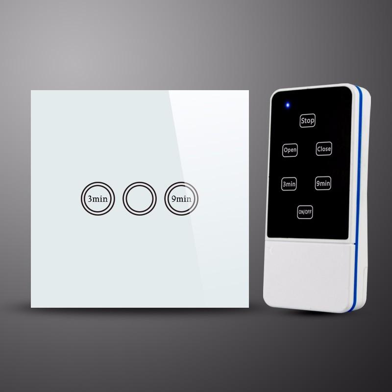 EU Timer Remote Switch